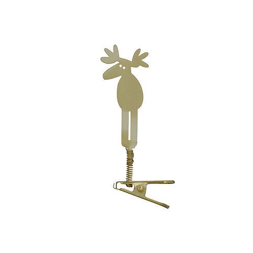 Moose Ornament Clip
