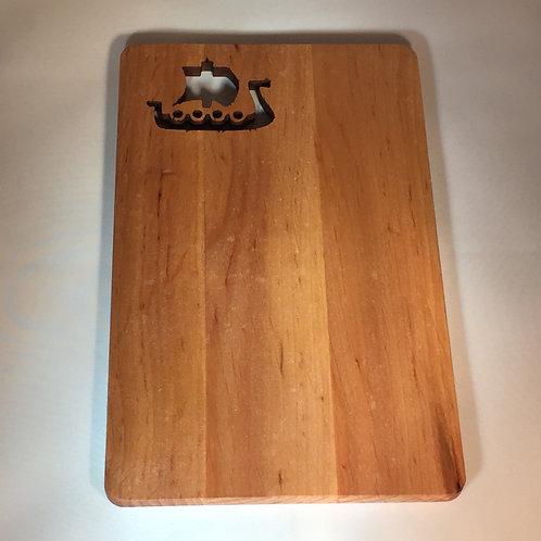 Viking Ship Sandwich Board
