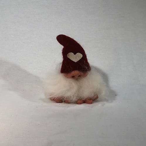 Extra Small Red Foot Gnome
