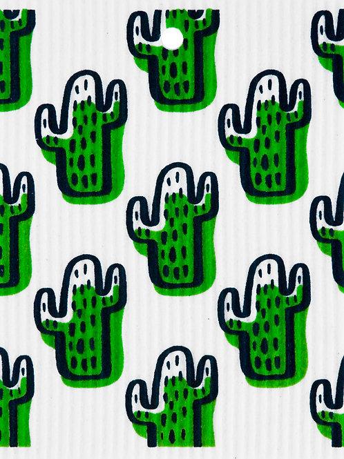 Cactus Wash Towel (MIN 6)