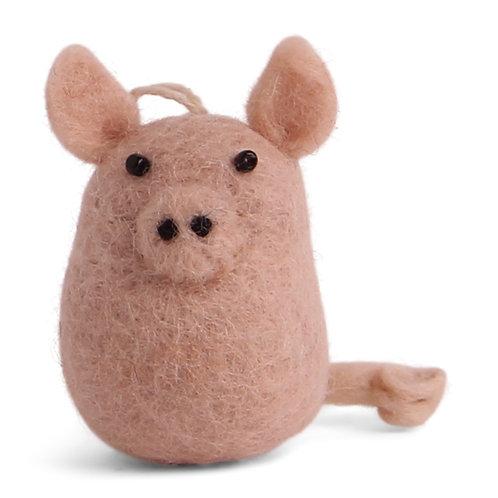 Lucky Pig Ornament (MIN 8)