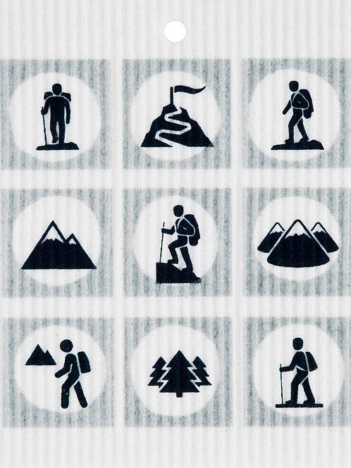 Hiking Wash Towel (MIN 6)