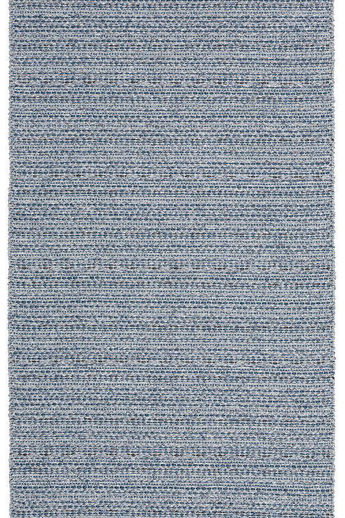Medium Blue Mixed Svea Rug