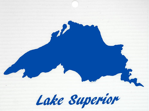 Lake Superior Swedish Wash Towel (MIN 6)