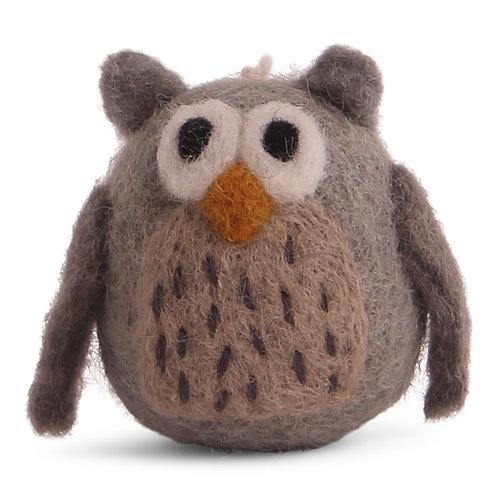 Mini Owl Ornament (MIN 8)