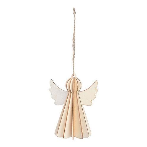 3D Angel Ornament