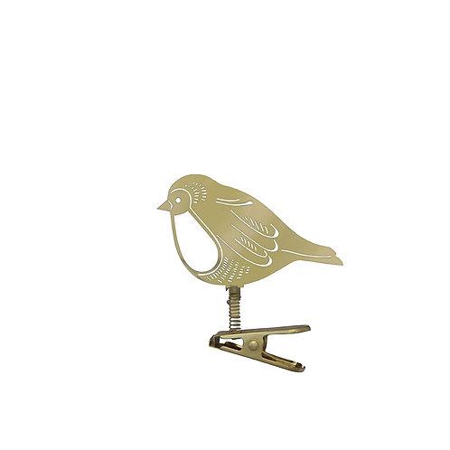 Bird Ornament Clip