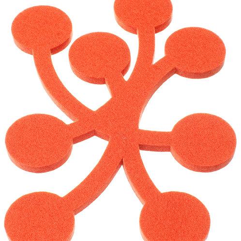 Small Rosehip Orange Marja Trivet
