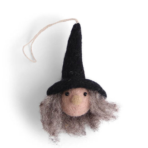 Witch Ornament (MIN 8)