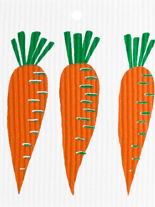 Carrots Wash Towel (MIN 6)