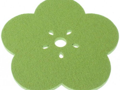 Green Kukka Trivet