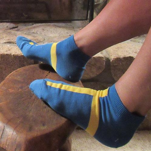 Women's Sweden Flag Socks