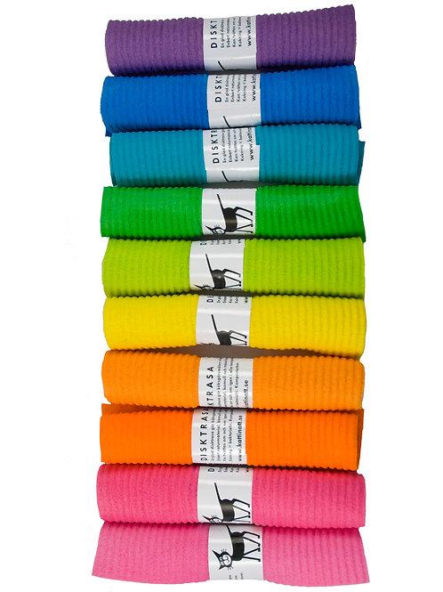 Summer Colors Wash Towel Set