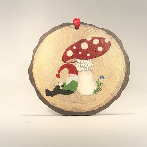 Nisse Resting Ornament