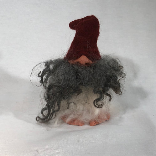 Small Red Foot Gnome