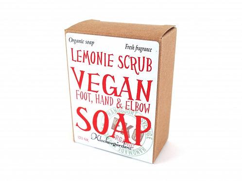 Vegan Lemon Soap Collection