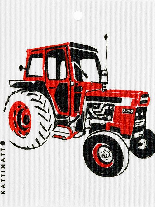 Grandpa's Tractor Wash Towel (MIN 6)
