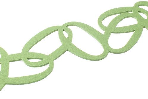 Long Green Silmu Trivet