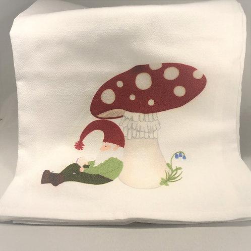 Nisse Resting Tea Towel