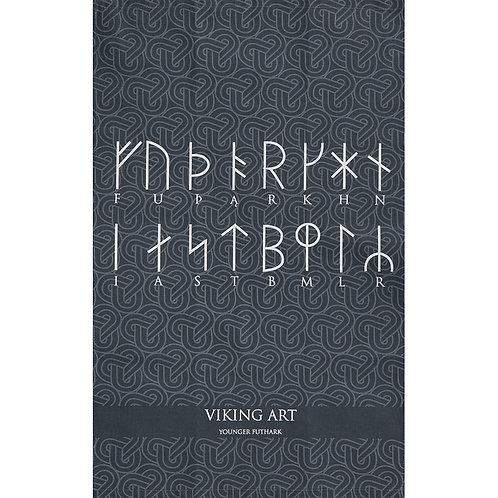 Runic Alphabet Tea Towel