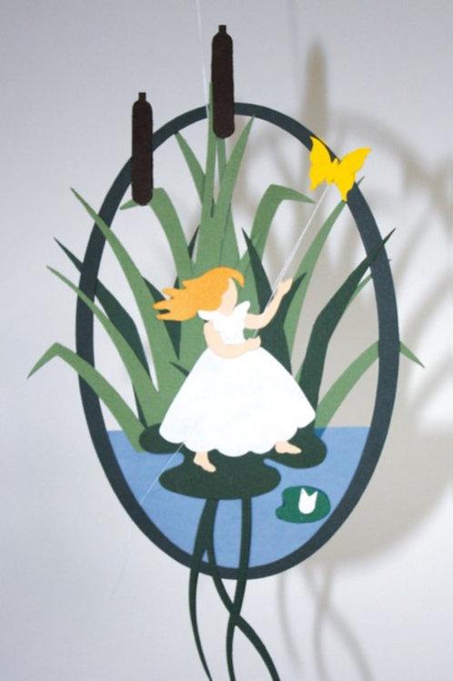 Hans Christian Andersen Thumbelina Mobile