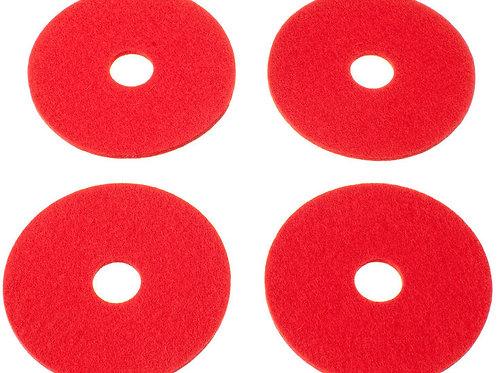 Rosehip Orange Rinki Coasters, Set of 4