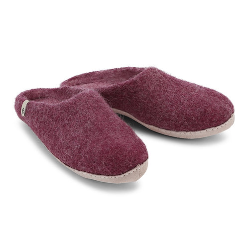 Bordeaux Slippers