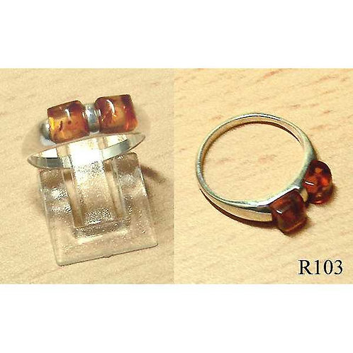 Double Squares Ring