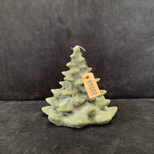 HYGGE Large Christmas Tree Candle