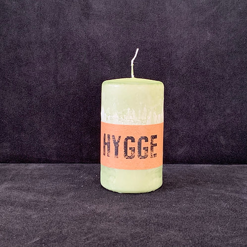 HYGGE Short Pillar Candle