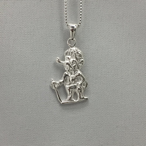 Troll Necklace