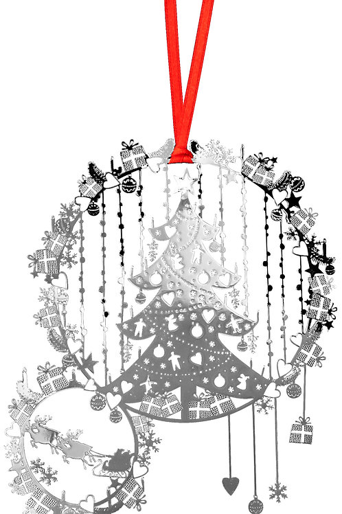 Deluxe Christmas Tree Ornament
