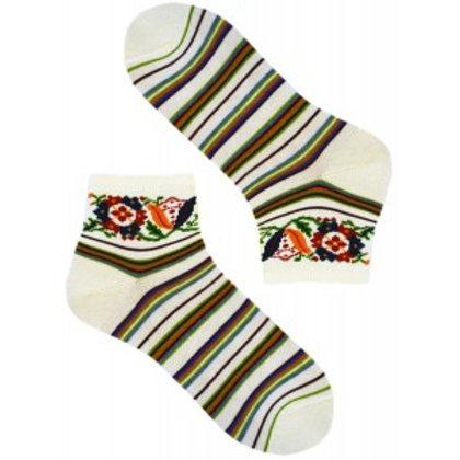 Pearl Muhu Stripes Women's Socks
