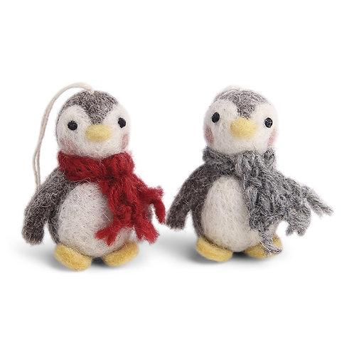 Classic Colors Baby Penguin Ornament, Set of 3 (MIN 8)