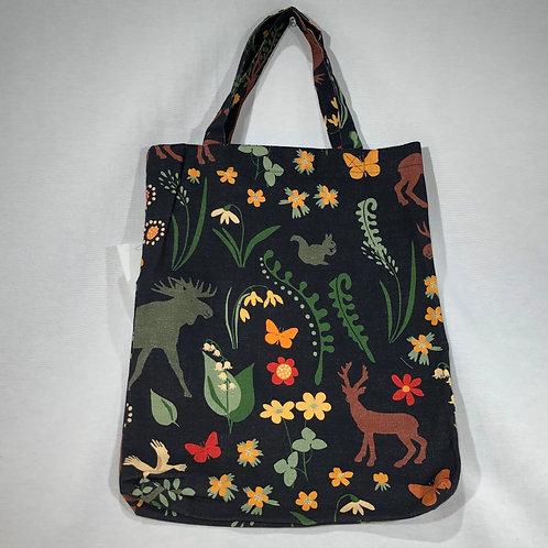 Soderasen Moose Small Tote Bag