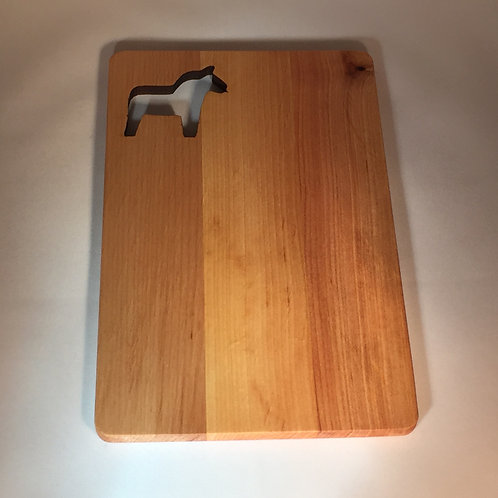 Dala Horse Sandwich Board