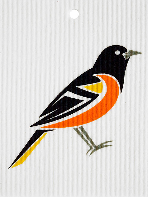 Oriole Wash Towel (MIN 6)
