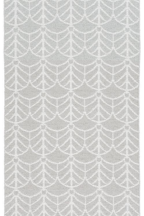 Large Grey Deco Rug