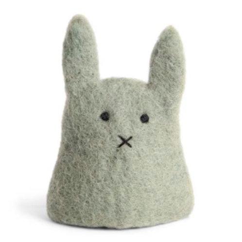 Green Bunny Egg Cosy (MIN 8)