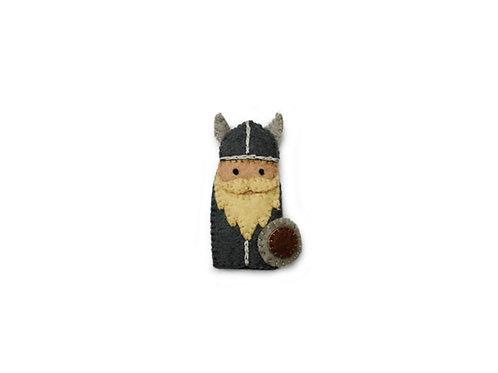 Viking Finger Puppet
