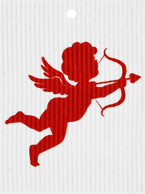 Cupid Wash Towel (MIN 6)