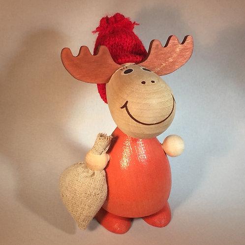Moose Santa