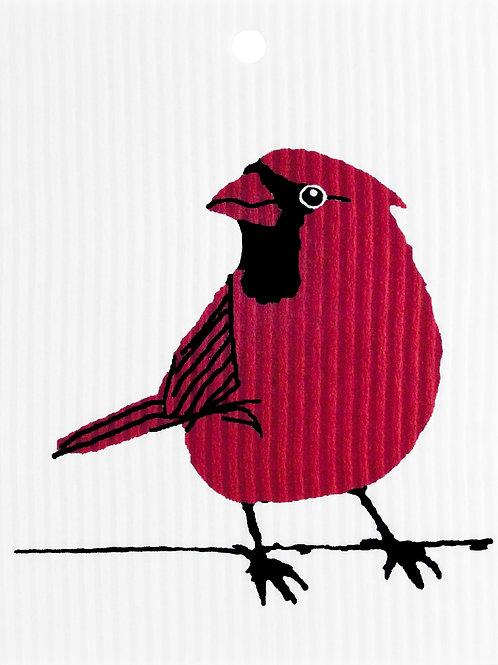 Cardinal Wash Towel (MIN 6)