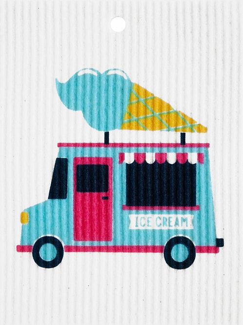 Ice Cream Truck Wash Towel (MIN 6)