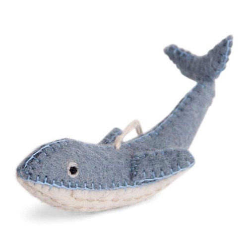 Whale Ornament (MIN 8)