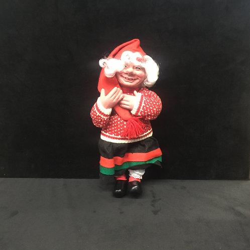 Medium Icelander Sweater Girl Nisse Doll