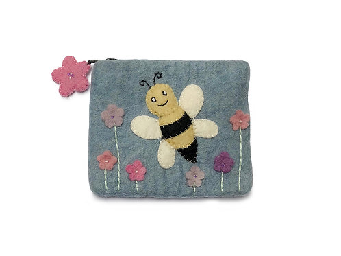 Bumblebee Purse