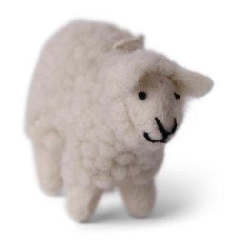 Fluffy White Sheep (MIN 6)