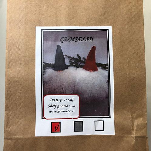 Do-It-Yourself Shelf Gnome Kit
