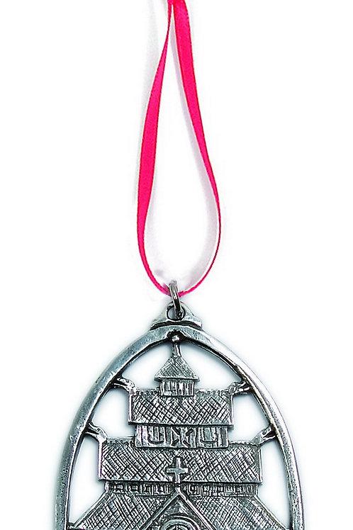 Stav Church Ornament